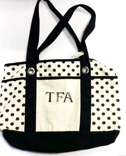 Polka Dot Fashion Tote