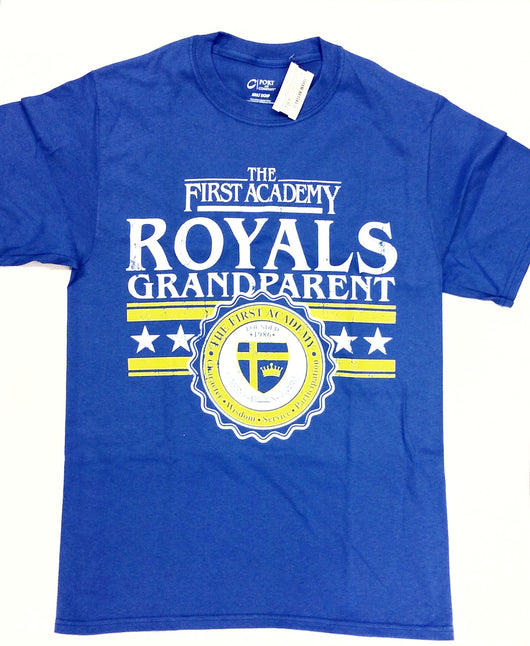 Grandparent T-shirt Royal