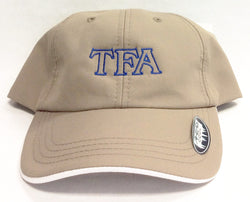Baseball Cap-Khaki- Adult Flex Fit