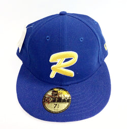 Baseball Cap R New Era 7 3/8 Adult