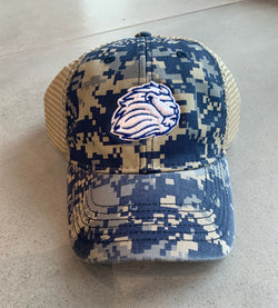 Digital Camo Twill Hat