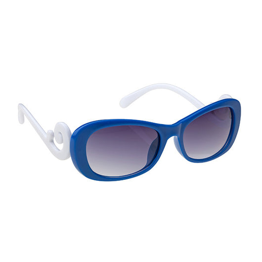 Sunglasses royal/white