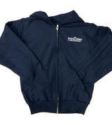 Hoodie Full Zip - youth