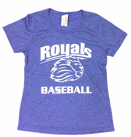 Scoop Ladies T - Baseball