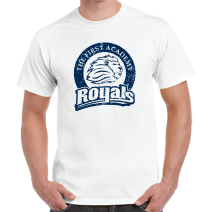 Royals Rounder Tee