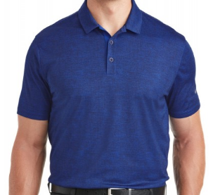 Nike Crosshatch Polo