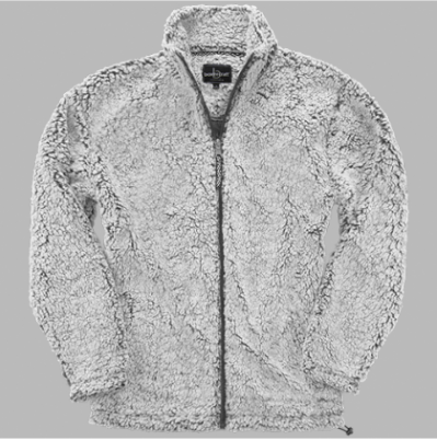 Youth Full Zip Sherpa