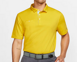 Nike golf player polo
