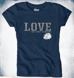 Girls Love Glitter Tee