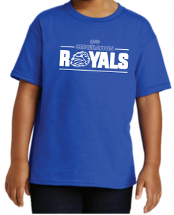 2nd Generation Royal t-shirt