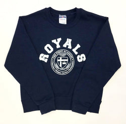 Royals Medallion Crewneck