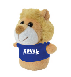 Shortie plush Lion