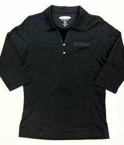 Ladies Pebble Beach 3/4 Sleeve Polo