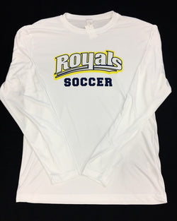 Soccer Royals Long Sleeve T