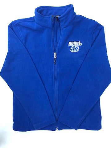 Fleece PA Full Zip Youth