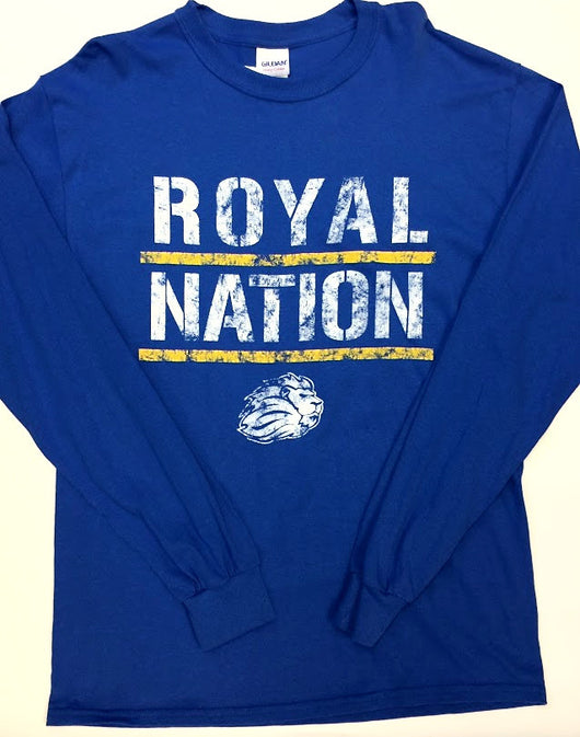 ROYAL NATION T Long Sleeve