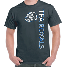 Royals Vertical Tee