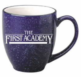 Bistro Speckled Ceramic Mug II
