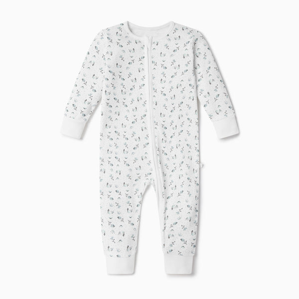 Floral Clever Zip Sleep & Play