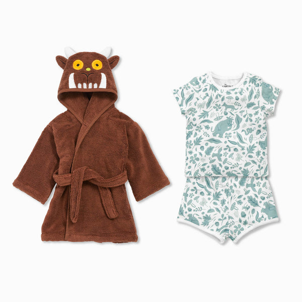 The Gruffalo Summer Bath & Bed Set