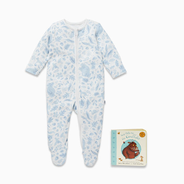 Gruffalo Dragonfly Blue Bedtime Reading Set