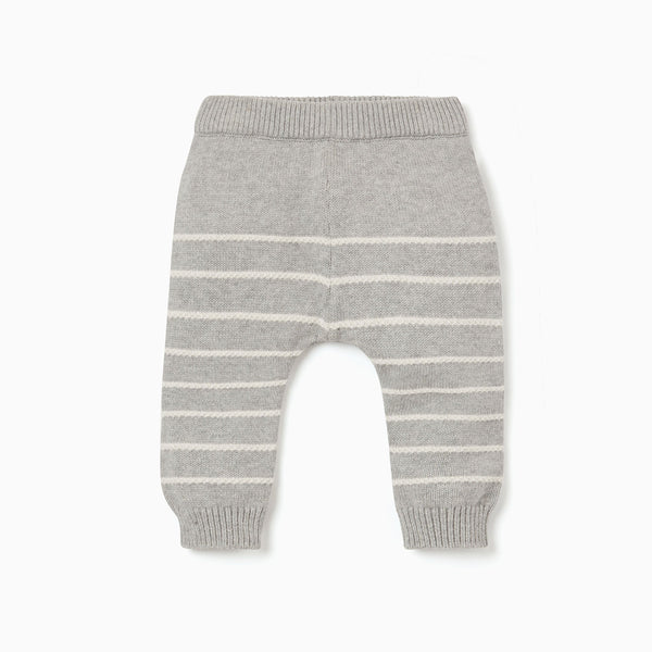 Knitted Stripe Joggers