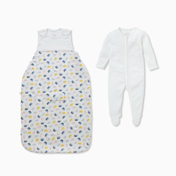 Little Elephant 1.5 TOG Bedtime Set