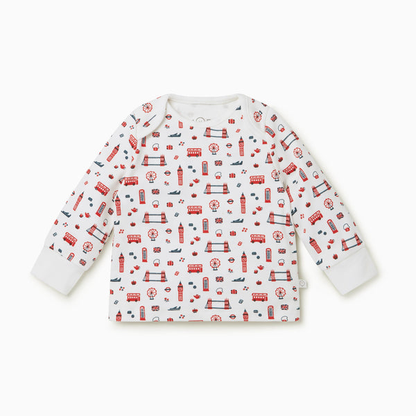 Little London Long Sleeve Tee