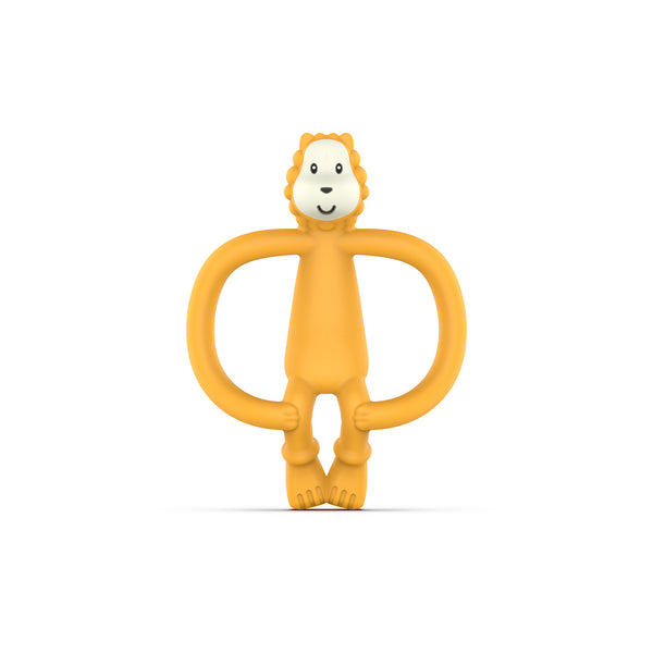 Matchstick Monkey Ludo Lion Teether Toy