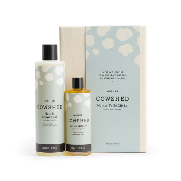 Cowshed Mom-to-Be Set