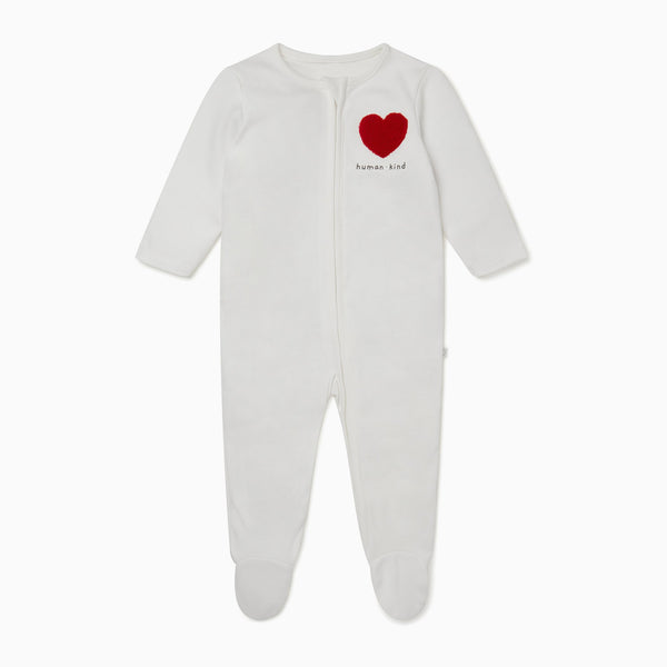 Kind Zip-Up Sleep & Play One-Piece