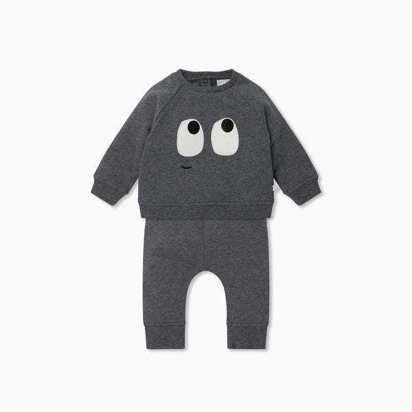 Spooky Eye Sweater & Joggers Set