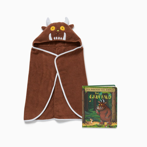 The Gruffalo Bath & Bedtime Story Set
