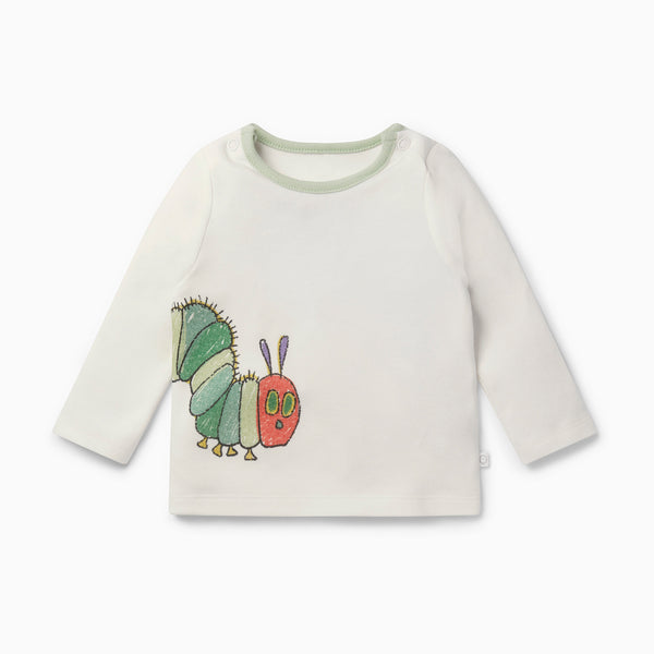 The Very Hungry Caterpillar Long Sleeve Tee