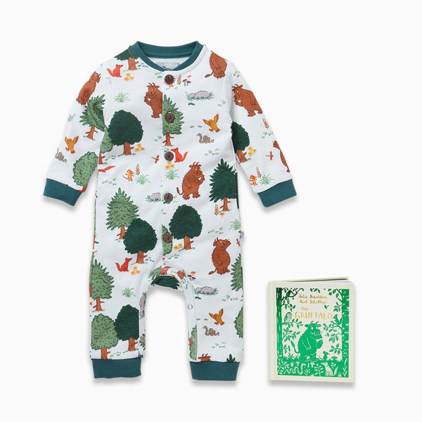 Gruffalo Woodland Jumpsuit & Read Set