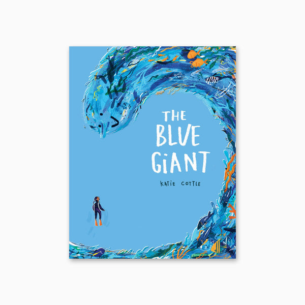 The Blue Giant Book