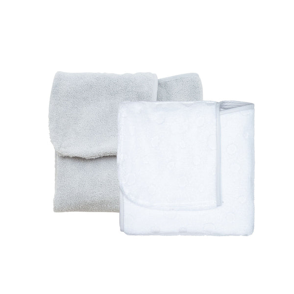 Toddler Bath Towel Set