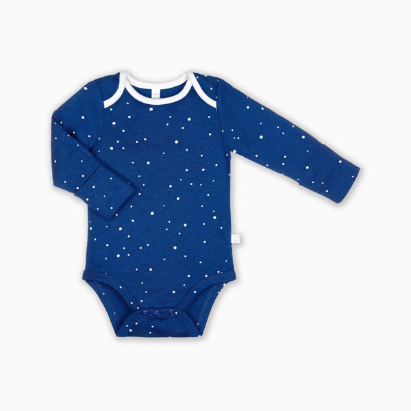 Night Sky Long Sleeve Bodysuit