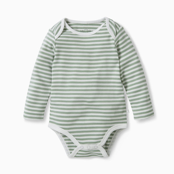 baby and toddler sage bodysuit