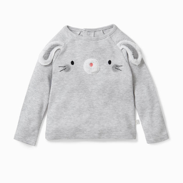 baby and toddler bunny t-shirt