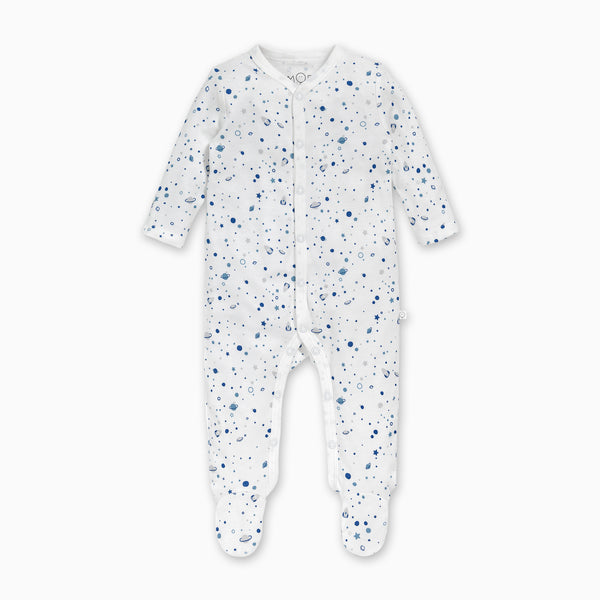 Space Snap-Up Sleep & Play One-Piece