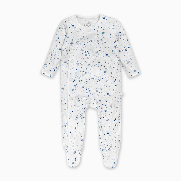Space Kimono Sleep & Play One-Piece