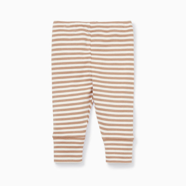Caramel Stripe Leggings