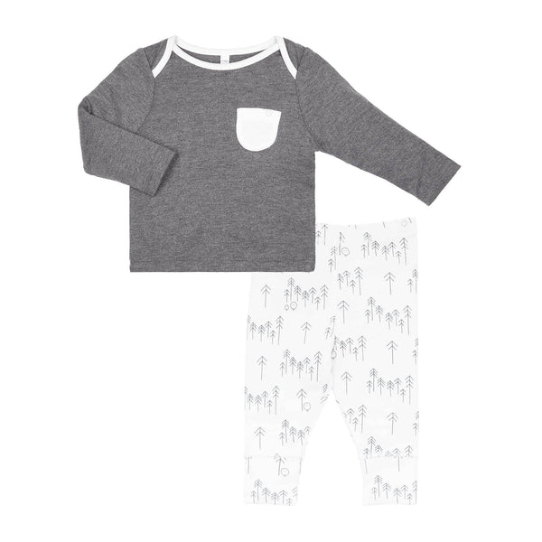 Lunar Tee & Leggings Set