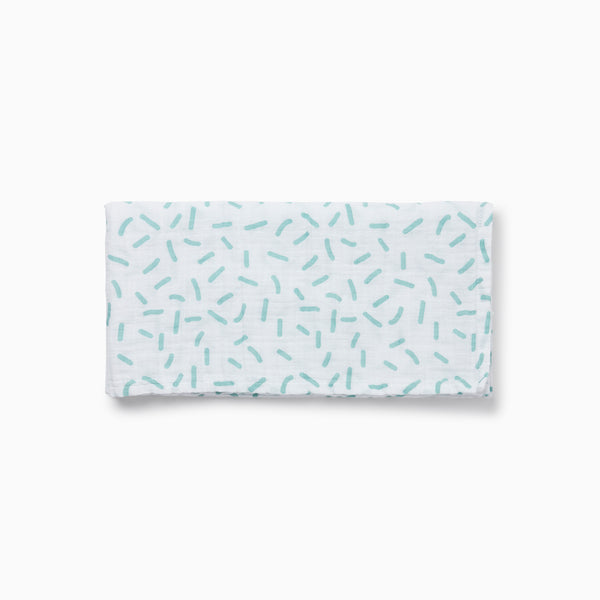 Squiggles Organic Muslin Swaddle