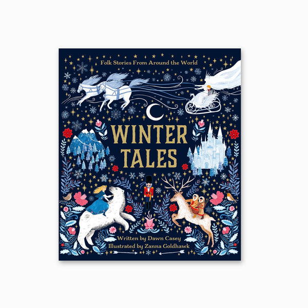 Winter Tales Book