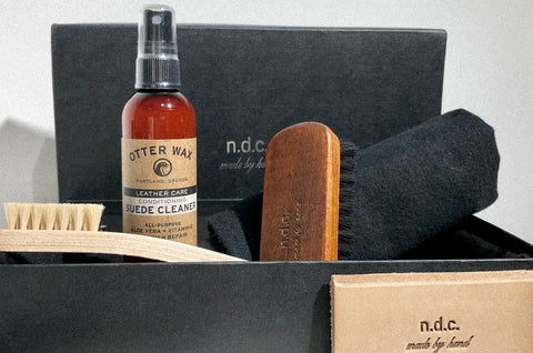 Suede Leather Care Kit | N.A.
