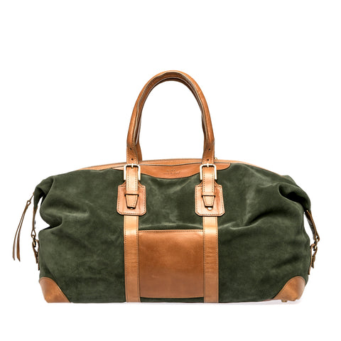 B4 Travel Bag - Large | Foresta / Cartone