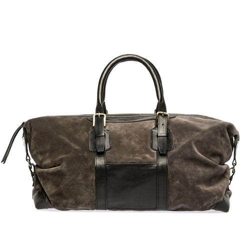 B4 Travel Bag - Large | Lavagna / Black