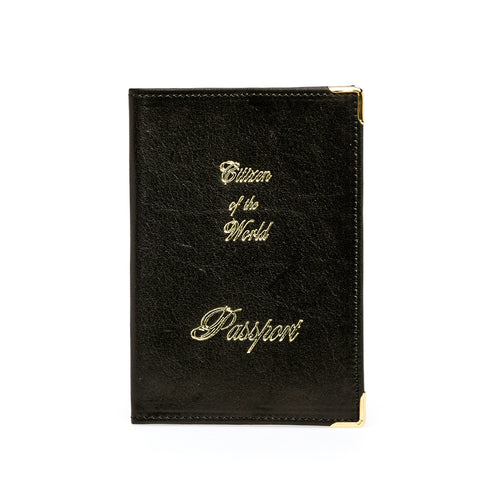 Passport Holder Cusna | Nero